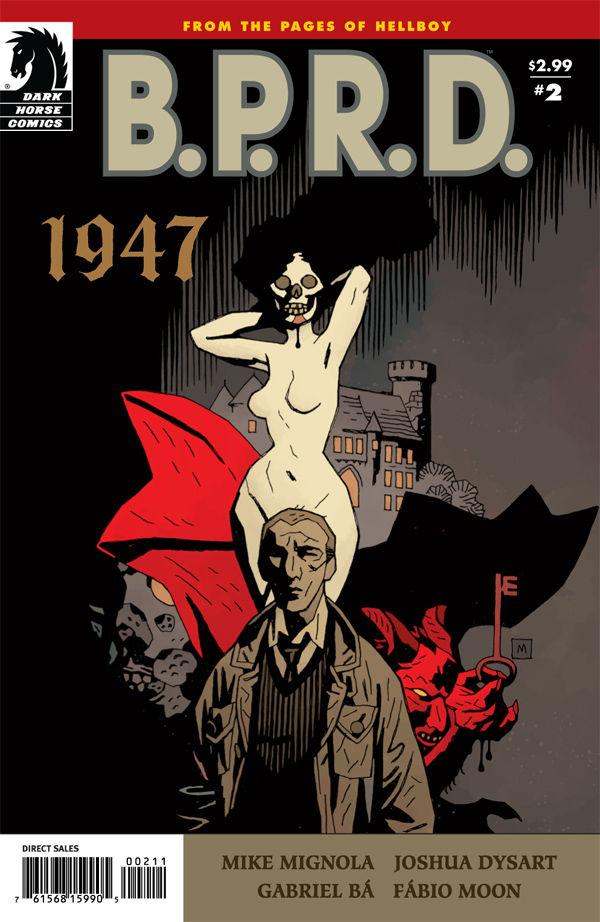 B.P.R.D. 1947 #2