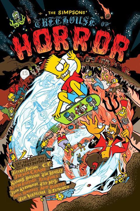 Bart Simpson's Treehouse of Horror #15