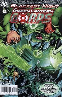 Green Lantern Corps #42